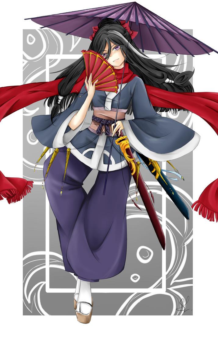 A k a t s u k i by Haruna001