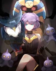 Ghost Squad!! by Haru-n