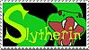 Slytherin Stamp by jeywolf