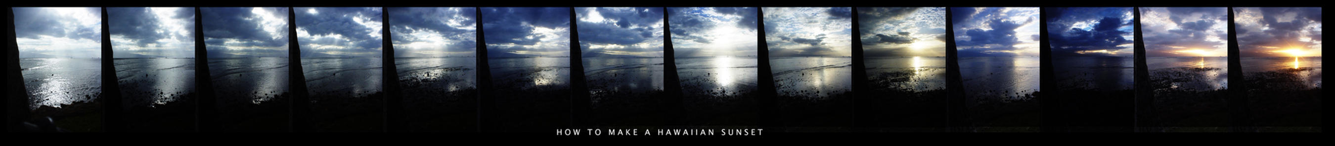 How to Make a Hawaiian Sunset by auctivsrf