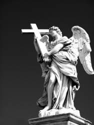 Roman Statue2 by auctivsrf