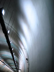 Tunnel Lights by auctivsrf