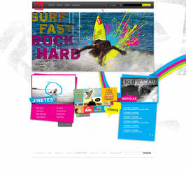 Quiksilver Latin America by auctivsrf