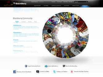 Blackberry Community Concept by auctivsrf