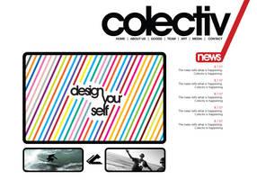 New Colectiv site prelim by auctivsrf