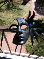 Mask by SarinBetch