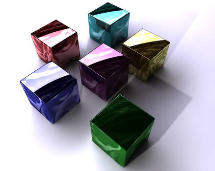 Some Cubes