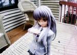 Yukina Minato Close Up by Busgirl333
