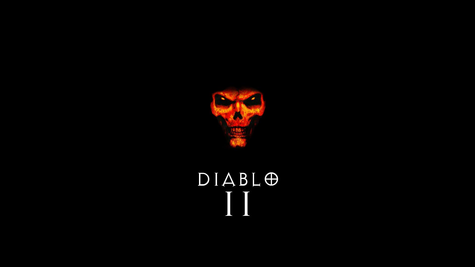 Minimalistic Diablo 2 Wallpaper by Wambologic Minimalistic Diablo 2 Wallpaper by Wambologic