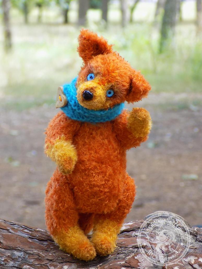 Red fox by ImeriBridzhet