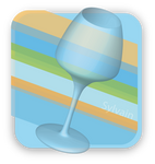 Glass -with Illustrator-