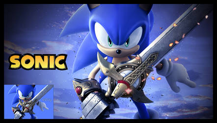Sonic and the Dark Knight
