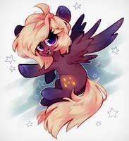 Chibi Pony by AngryGem