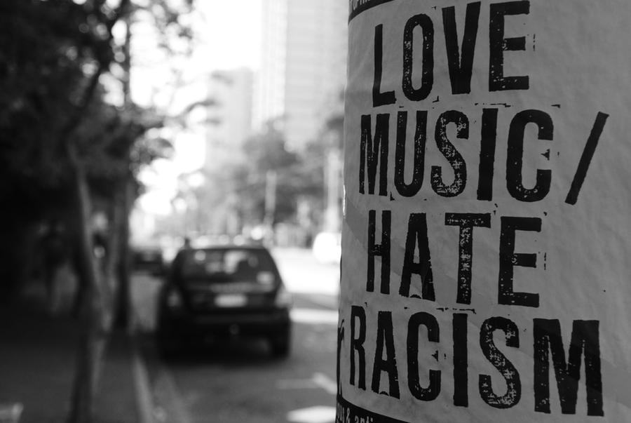 Love Music, Hate Racism