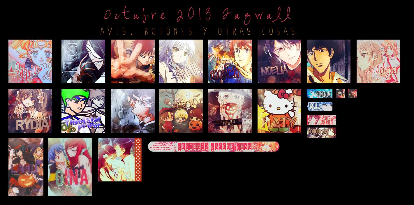 Kagome's Gallery Octubre_2013_tagwall_ii_by_kagomechan20-d6sh93c
