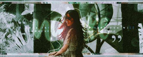 Nature|Camila - FIRMA by kagomechan20