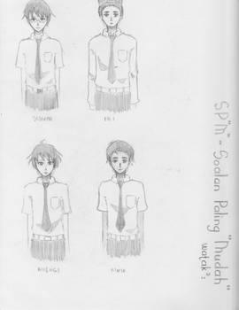 SPM Characters