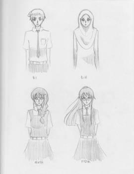 SPM Characters 2
