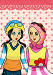 Boboiboi~Yaya dan Ying