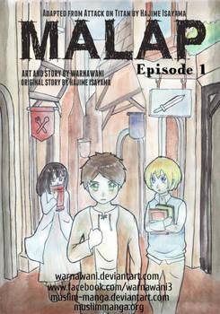 MALAP: Attack on Titan Islamic Comic - Episode 1