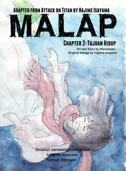 MALAP Chapter 2 (Attack on Titan Islamic Comic)