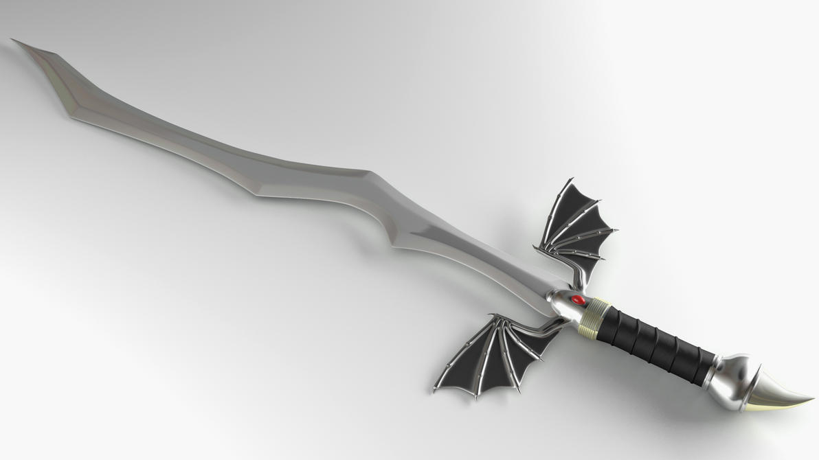 Dragon Sword by Zacko86 on DeviantArt