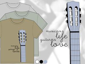 Guitar is love