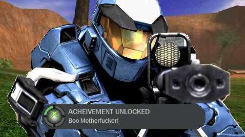 Achievement Unlocked by LavaLaunch