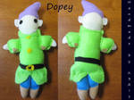 Dopey Plush