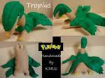 CO: Tropius Plush