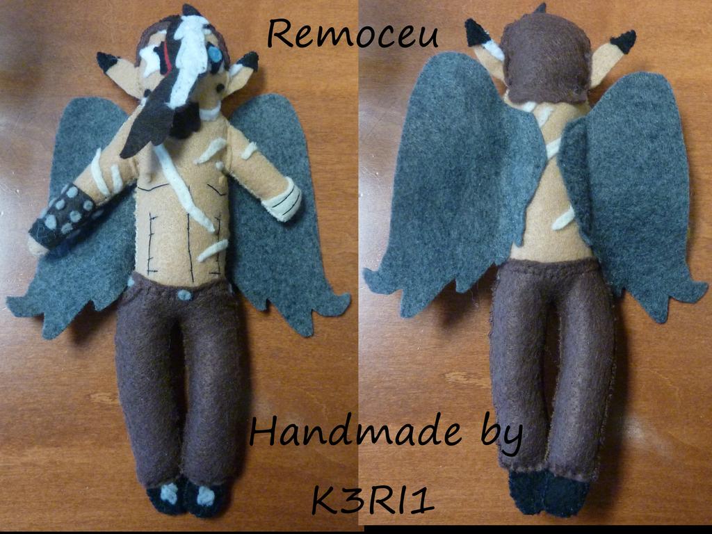 CO: Remoceu Plush by K3RI1