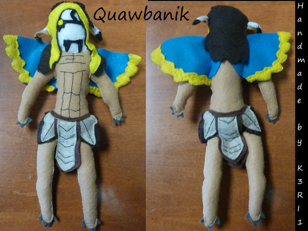 CO: Quawbanik Plush by K3RI1