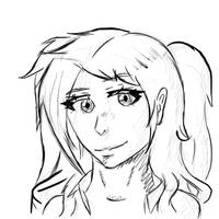 Lilith (Face, Uncoloured)