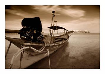 Fishingboat II. by Sunnystorm