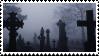 graveyard stamp