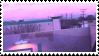 purple aes stamp