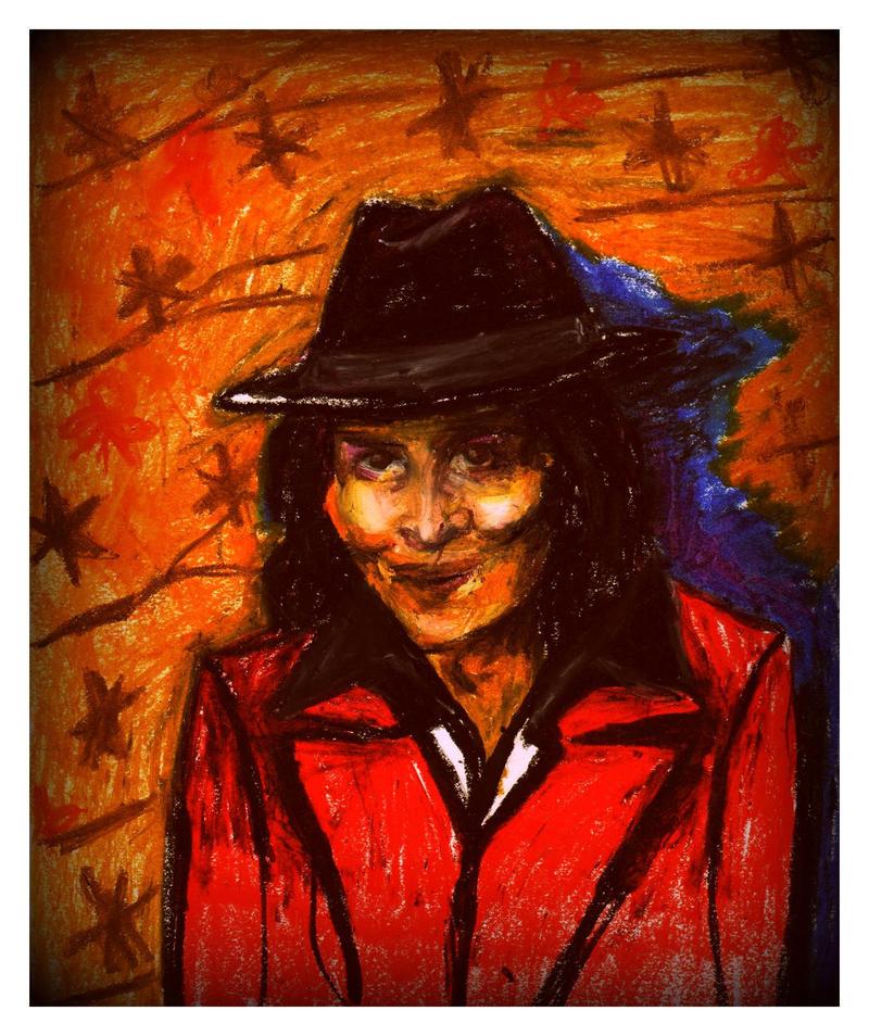 Jack White by FrenchHumorist