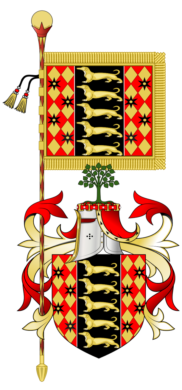 GlennFerguson Coat of Arm by gfergy