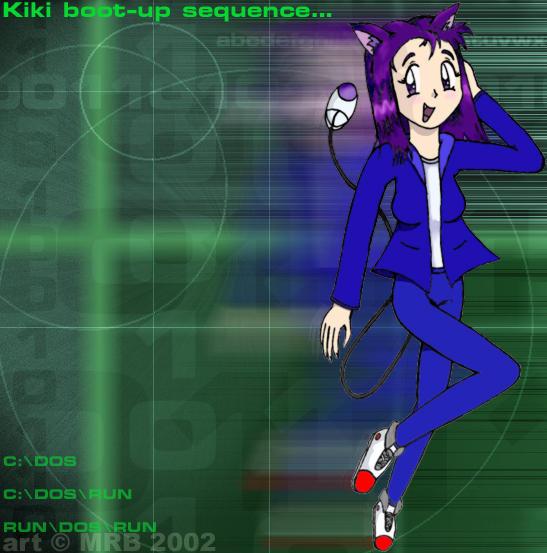 Kiki in cyberspace by dante-kimachi