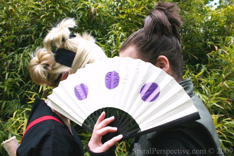 Shika-Tem: hidden fan kiss by dante-kimachi