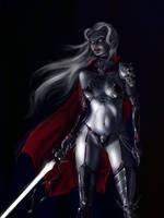 Lady Death by Mlad