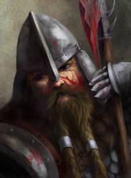 Grimy the dwarf