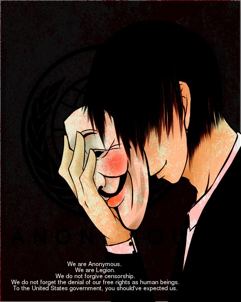 Anonymous by ShiriTorii