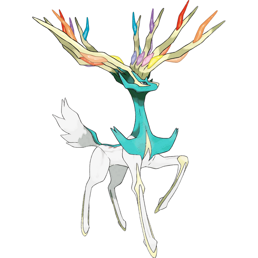Xerneas Shiny