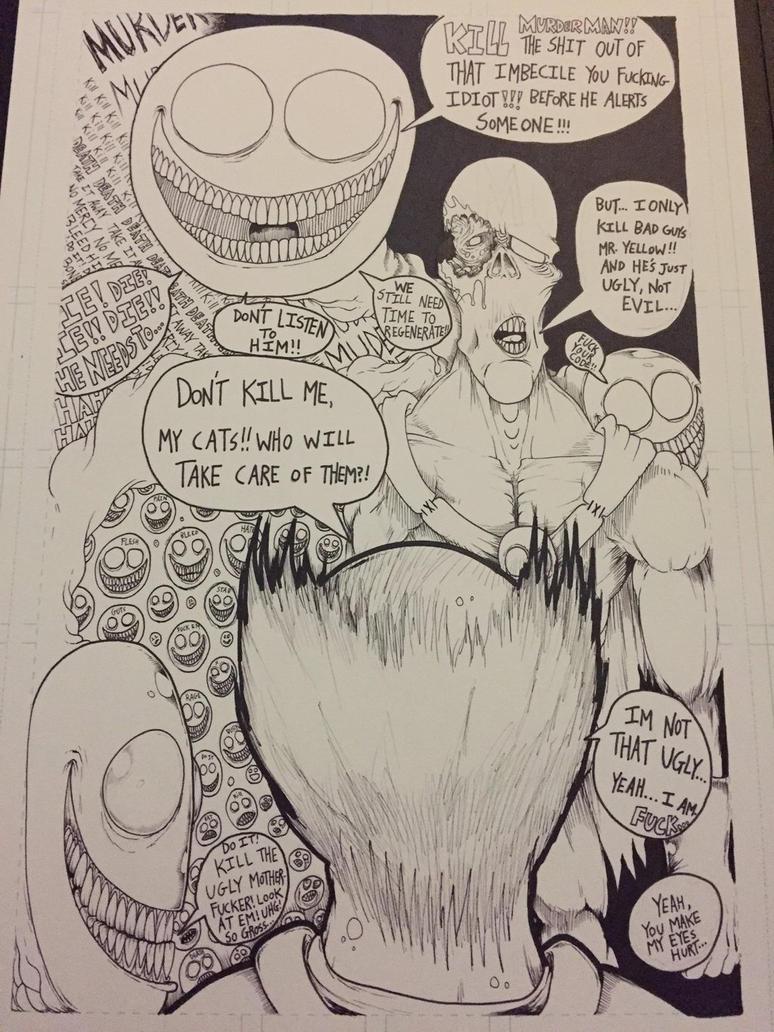 Murder-man page by Sethstygian