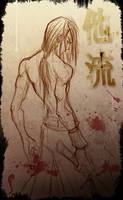 Taru Sketch by JoBonito