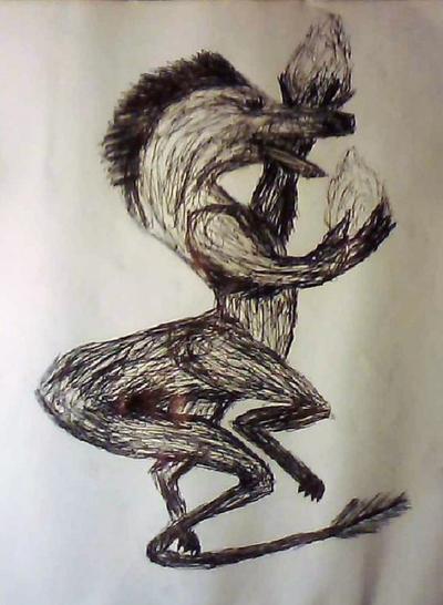 Dragon Chi by Eaglehawk4