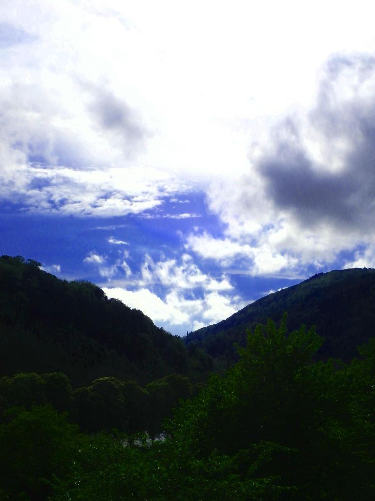 Heaven by Yaehara