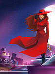 ... Where in the world is Carmen Sandiego!?