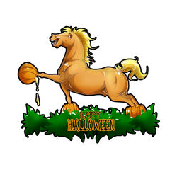 Happy Halloween -from Topaz-